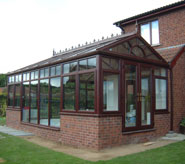 Image of conservatory supplied and built by Fairco McIlhagga